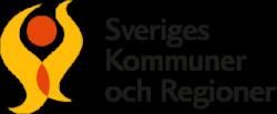 Logotype för SKR – Sveriges Kommuner och Regioner