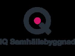 Logotype för IQ Samhällsbyggnad